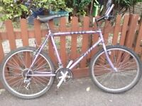 CLASSIC DAWES MOUNTAIN BIKE BUILT IN THE UK