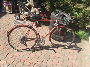 Raleigh sprite - vintage 5 speed bicycle