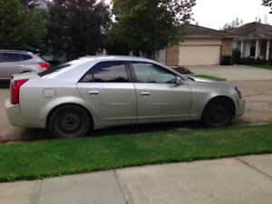 2007 Cadillac CTS Mechanic Special