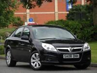 Vauxhall Vectra 1.8i VVT 2008 Exclusive..1 OWNER + 9 SERVICE STAMPS