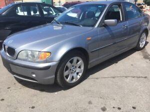 2005 BMW Série 3 325i Executive Edition *FINANCEMENT DISPONIBLE*