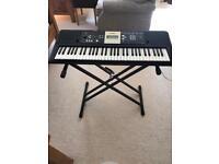 Yamaha YPT220 keyboard £120 when new