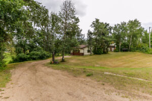 Great Acreage for horses just 8 min west of Edmonton