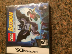 DS Lego Batman Nintendo game