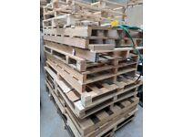 Wooden pallets, Chipboards, MDF