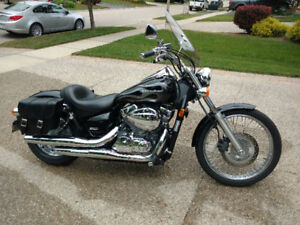 2008 Honda Shadow Spirt