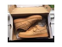 WOMENS Suede Nike Air Force Size 5
