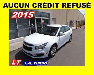 2015 Chevrolet Cruze **LT**Aucun crédit refusé**