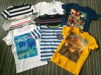 Boys t-shirts for 6-7 years old