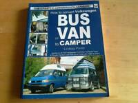 Convert VW Van to Camper( Book..)
