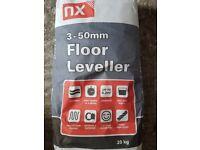 Norcros NX 3-50mm Fibre Reinforced Floor Leveller 20kg