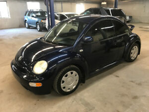 1999 VOLKSWAGEN NEW BEETLE GL - AUTOMATIC