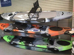 FOR SALE Kaku Kayaks and SUPs