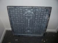 man hole cover £20