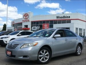 2007 Toyota Camry LE Upgrade w/ Alloy Wheels, Cruise Control