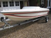 Phantom 16ft Speed/Ski Boat