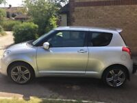 Suzuki Swift - Silver, 1.3L, 08 Reg
