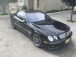 2005 Mercedes-Benz CL65 AMG V12 Twin Turbo Coupe