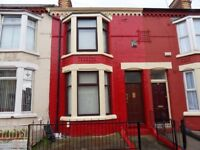 Immaculate newly refurbished two bedroom family terraced Property on Benedict Street, Bootle L20.
