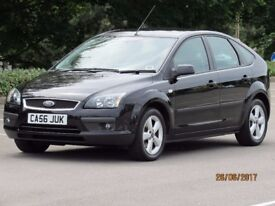 FOCUS 1.8 ZETEC CLIMATE 66K NEW MOT 1 FORMER KEEPER IMMACULATE CONDITION