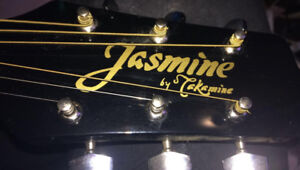 Jasmine by takamine model ES31C electric&acoustic