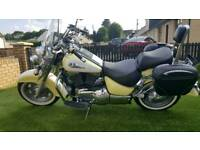 SUZUKI INTRUDER 1500cc ( FIND A BETTER ONE )