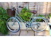 "Dawes Duchess 19"" Bike in Heritage colours."
