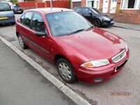 For Sale - Rover 200 for Spares or repairs.