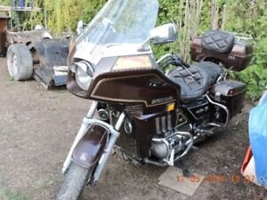2 moto gold wing