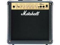 Marshall MG15CDR amplifer l