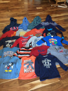 Boy's Lot 2T and 3T