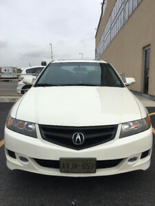 2006 Acura TSX - 6-Speed - 187,000km *MUST SELL!*