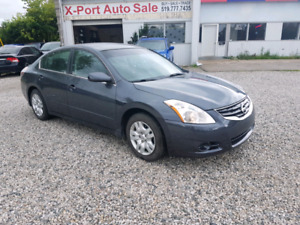 2011 Nissan Altima certified and etested