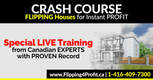 Kitchener Real Estate LIVE Seminar by Canadian Experts