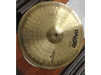 Paiste 200 18 inch Crash/Ride Cymbal