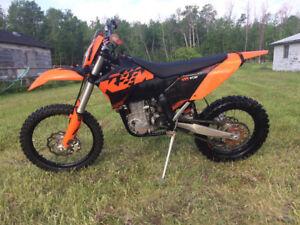 2009 KTM 400 SOLD