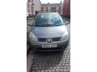 RENAULT GRAND SCENIC 1.6 2004. EXELLENT CONDITION, 1YEAR MOT, LOW MILEAGE.