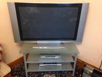 Sony Wega TV & Sony DVD player