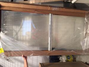 Brand New Window/Screen Door Exterior Door