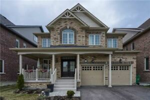 HOUSE FOR RENT IN CALEDON...4 BEDROOMS AND 3 WASHROOMS...!!!