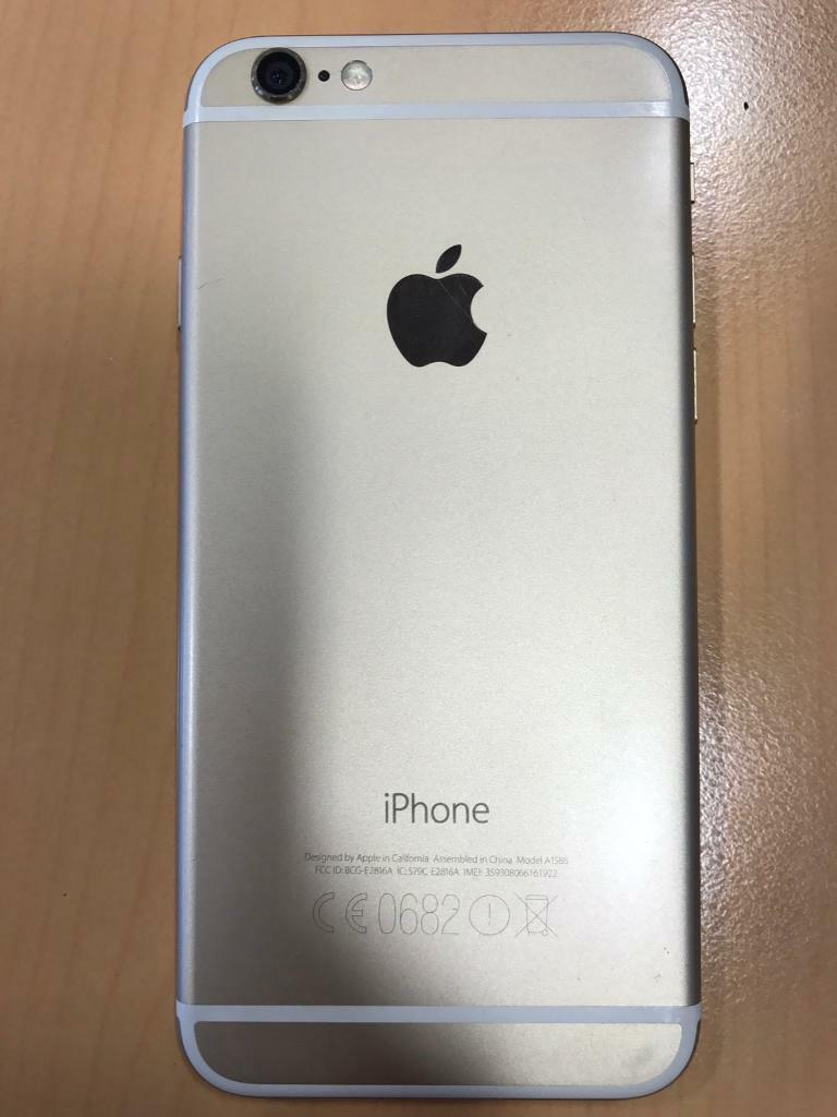 iPhone 6 16GB Goldin Hammersmith, LondonGumtree - Excellent working condition, all original parts. A few minor scratches as pictured.Currently locked to Vodafone Pick up in West London or the City