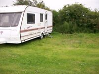 coachman vip 4 berth with full awning alloy wheels in excellent condition