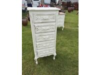 Genuine French chest of drawers no1 SALE
