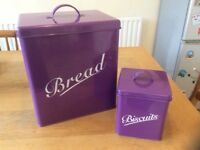 Bread and Biscuits Canisters