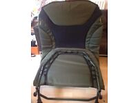 Wychwood solace fishing bed/chair