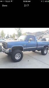 1985 Chevy 3500 in great shape!!! 25000$ OBO