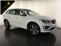 2014 VOLVO XC60 R-DESIGN LUX NAV D4 1 OWNER SERVICE HISTORY FINANCE PX WELCOME
