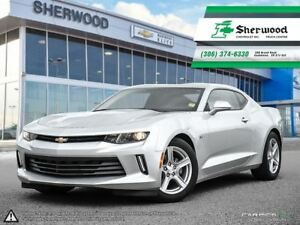 2017 Chevrolet Camaro 1LT Only 9, 000KMS & PST PAID!!