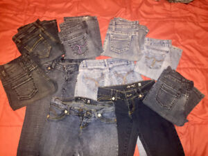 For Sale: Big Seven jeans