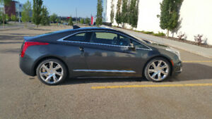 2014 Cadillac ELR Coupe (2 door)